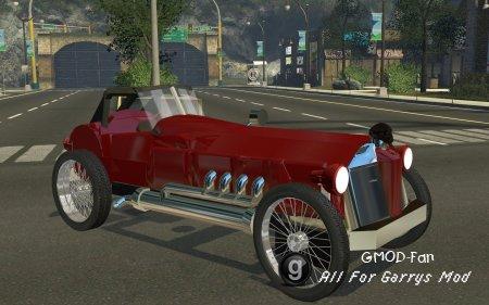 1934 Tusque Special
