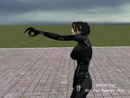 Elexis Cyber Playermodel