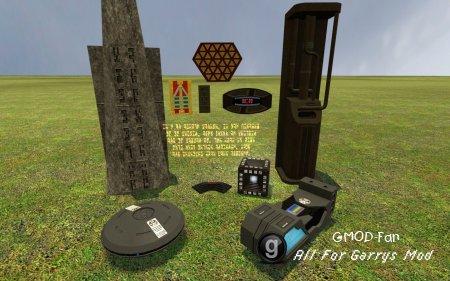 Stargate Carter Addons Pack