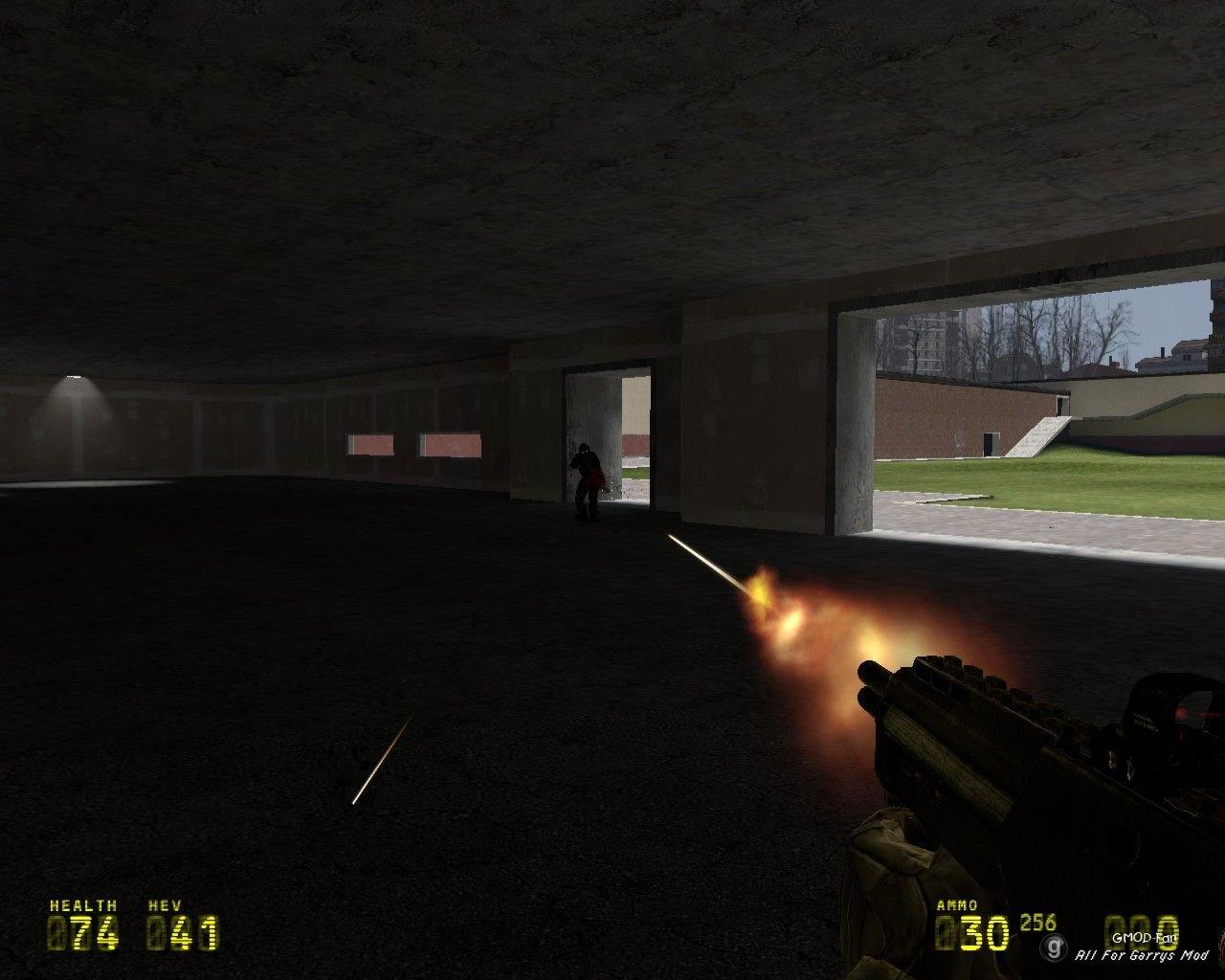 Gmod weapon hud
