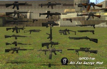 Tactical SWEPS Redux Part 2