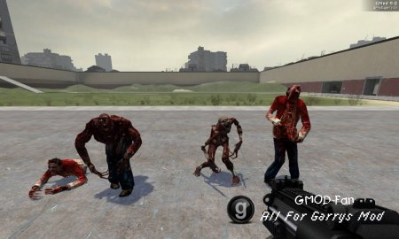 Classic Zombie Mod