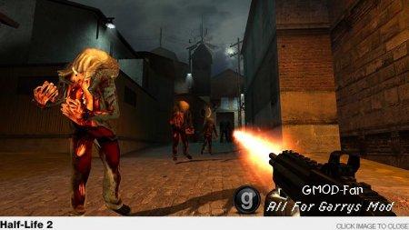 hl2 beta zombie skin+sounds