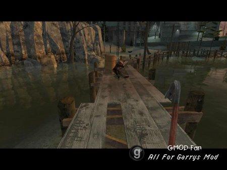 Hl2 Beta Zombie Docks