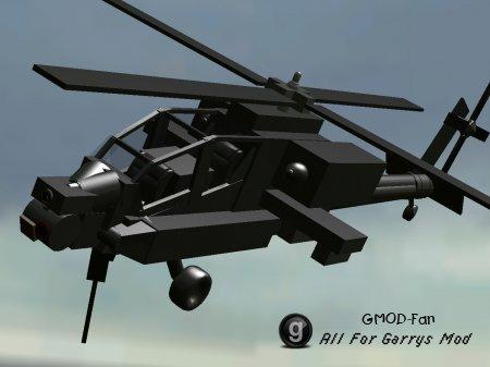 Derka's AH-64 Apache