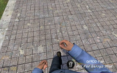 Immersive First Person 1.1