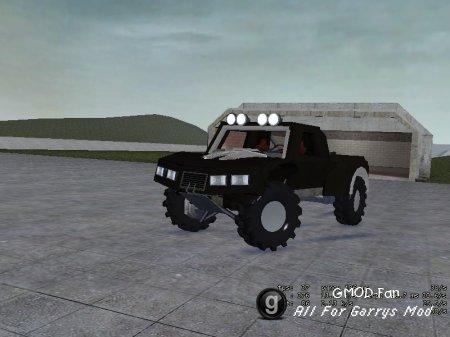 Butler's Trophy Truck