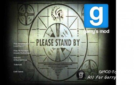 Fallout3 Background + Music