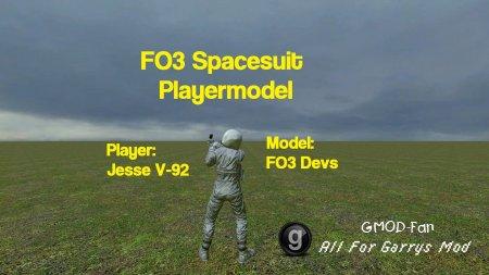 FO3 Spacesuit Playermodel