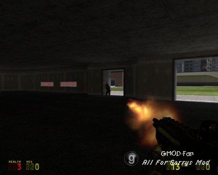 Half-Life2 Beta HUD v1.1