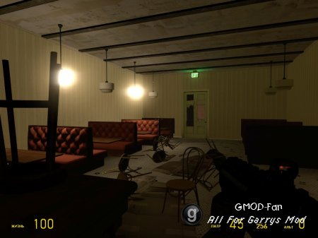 L4D2 Maps For Gmod Released!