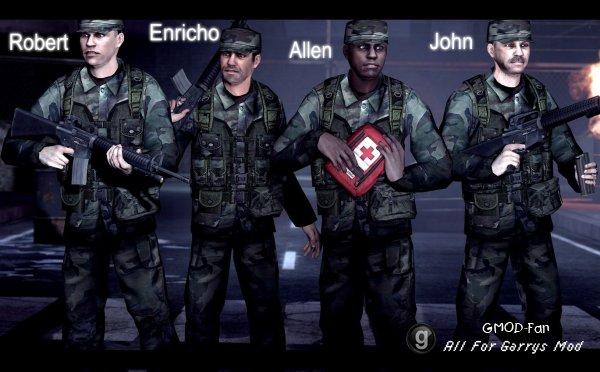 L4D National Guard Survivors
