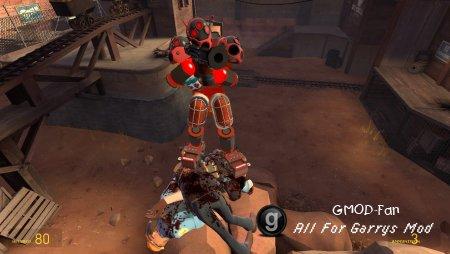TF2 Meet the Robot