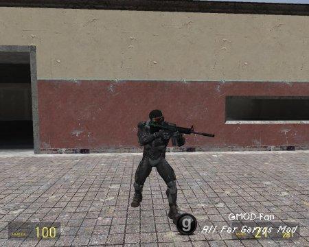 Crysis  Suit mod