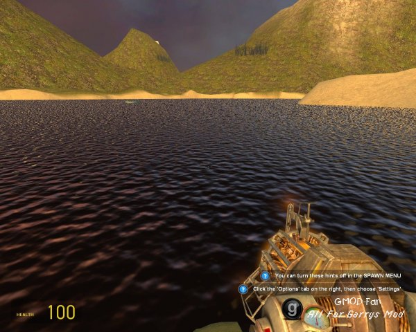 New water for GMod