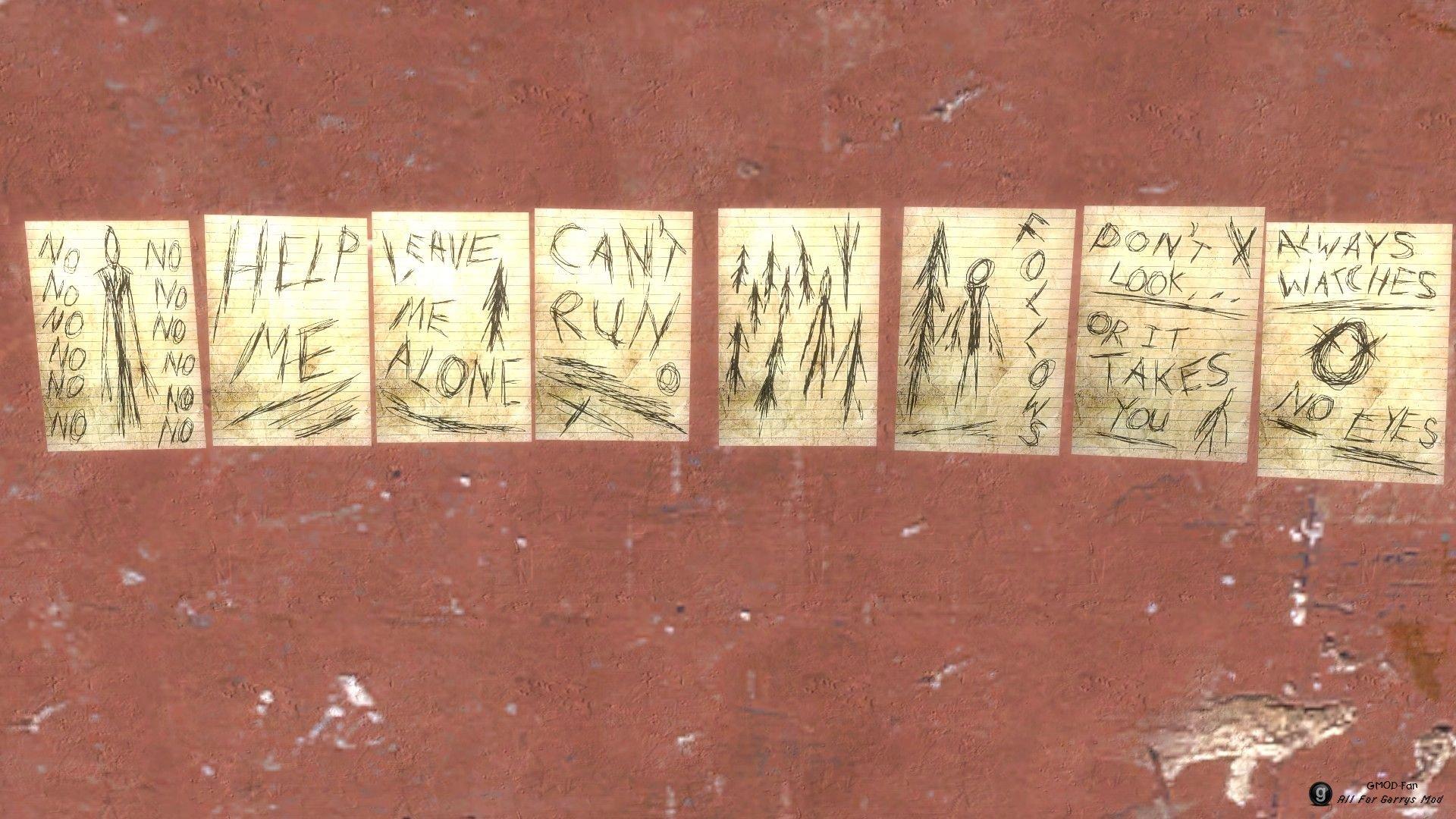 Открытка наташе, картинки с записками слендермена