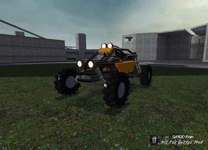 Black buggy