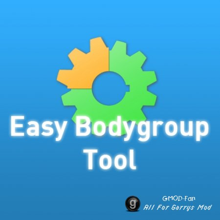 Easy Bodygroup Tool
