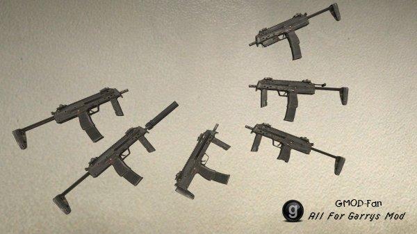 Rin's MOH2010 MP7