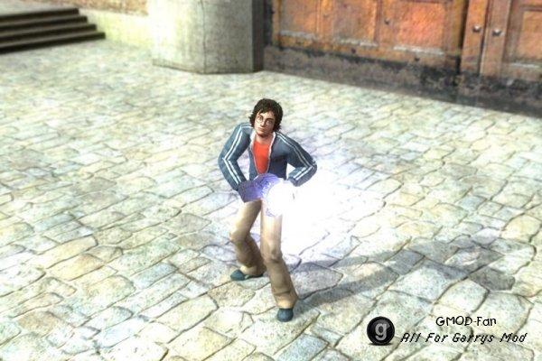 Harry Potter NPC/PlayerModel