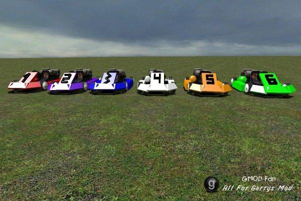 Go-Karts V3.0