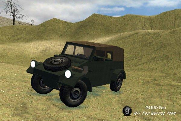 Karbine's Kubelwagen