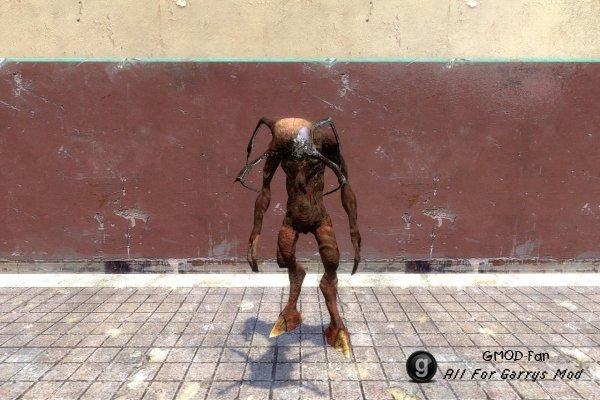 Vortigaunt Zombie v2 NPC