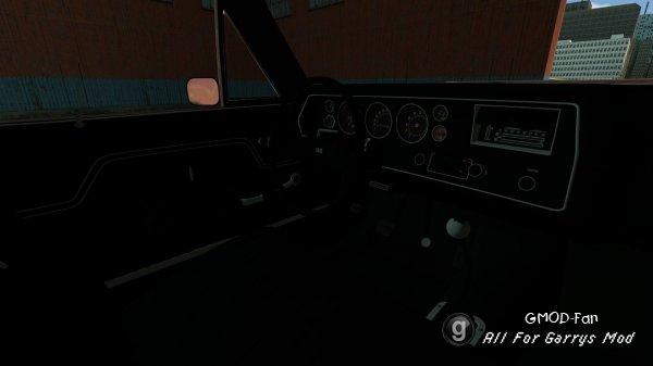 Chevrolet El Camino SS 454