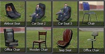 Sit Animation