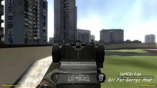 Battlefield 3 m39