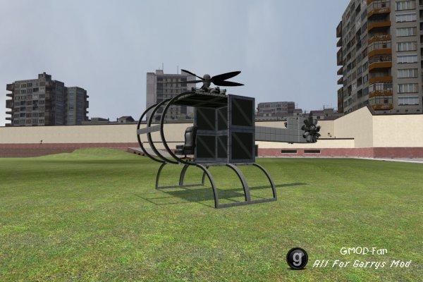Вертолет v1