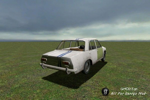Russian driveable vehicle