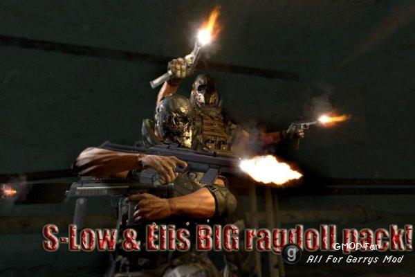 S-Low & Elis BIG Ragdoll Pack!