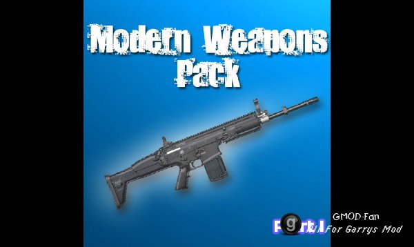 Modern SWEPs Pack