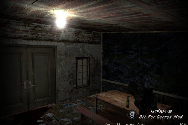 Рескин стандартного оружыя на оружые из игры Nightmare House 2