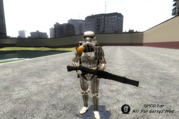 Star Wars NPC SWEPS and a snpc