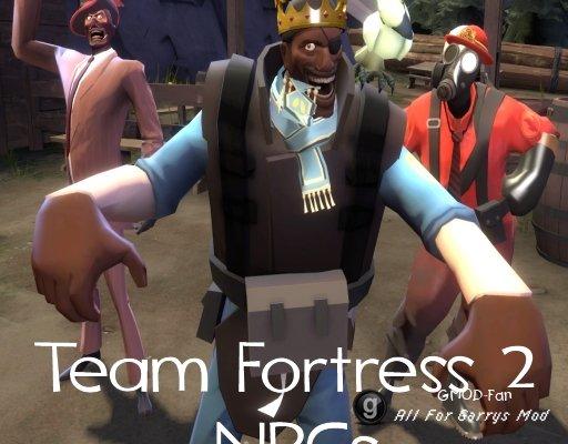 Team Fortress 2 NPCs