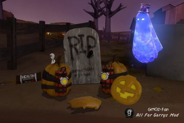 Tf2 Halloween Props Spawnlist