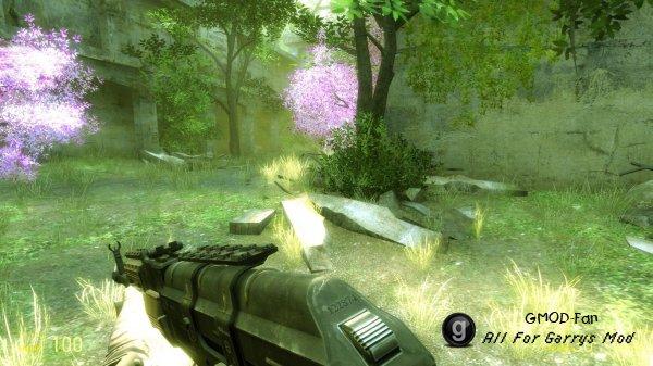 MW2 AK-47
