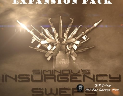 Insurgency Weapons Expansion Pack