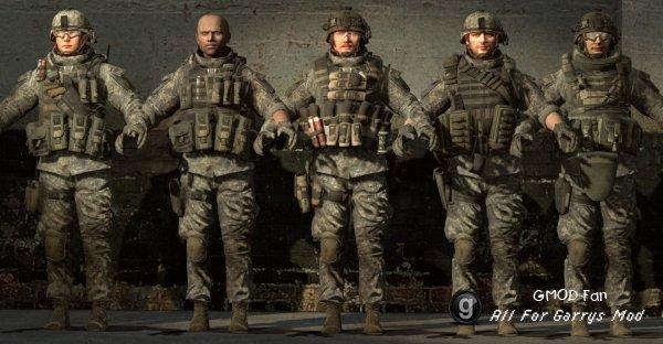 Modern Warfare 3 Rangers