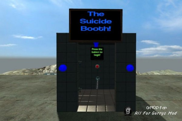 Wire Mod Suicide Booth