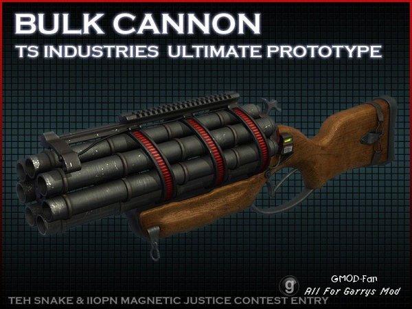 The Bulk Cannon [GMOD 13]