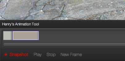 Henry's Animation Tool