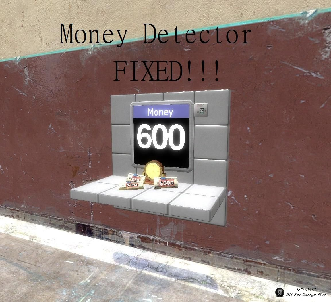 Wire Money Detector