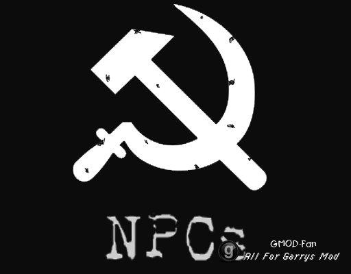 WW2 Soviet NPCs