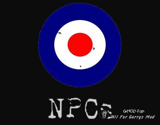 WW2 Commonwealth NPCs
