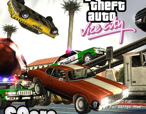 GTA Vice City - Cars (SCars)