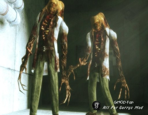 HD Zombie Pack
