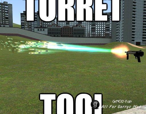 Turret Tool